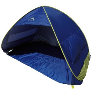 Comfortable outdoor pop up beach tent with UV coating