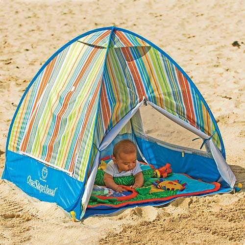 Foldable Pop Up Baby Beach tent