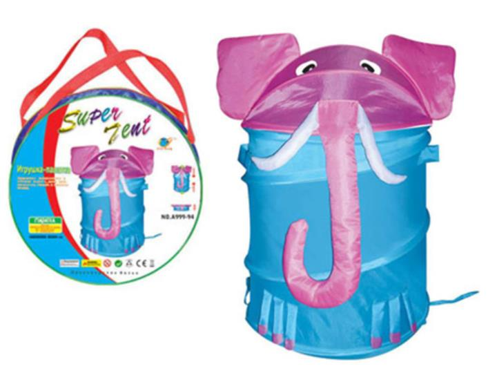 Spiral Elephant Pop Up Kid hamper
