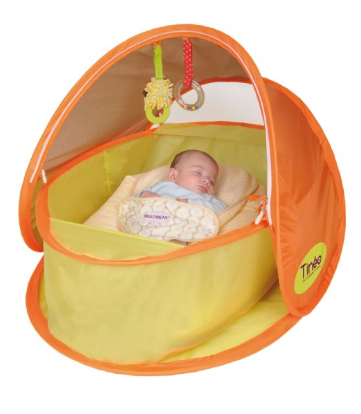Instant Portable Foldable Pop Up Baby Travel Bed/Cot/Crib Tent