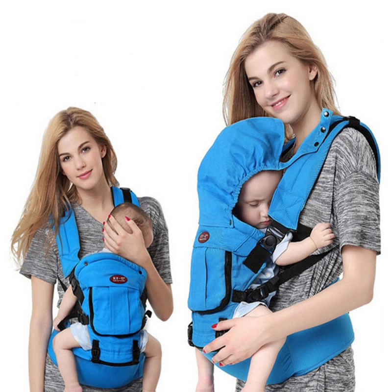 Multi-functional Comfortable Cotton Waist Stool baby Strap