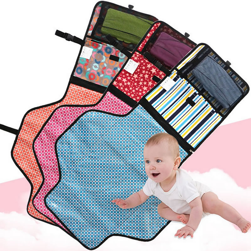 Waterproof Travel Baby Changing Mat/Mattress/Pad